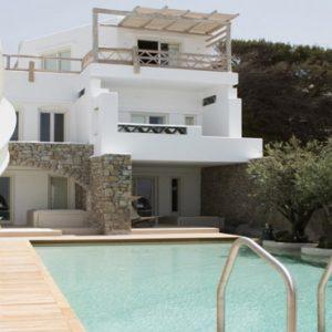 Greece Honeymoon Packages Kensho Ornos Pool