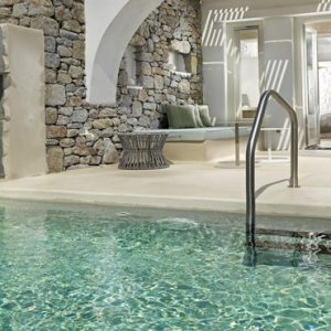 Greece Honeymoon Packages Kensho Ornos Villa Pool