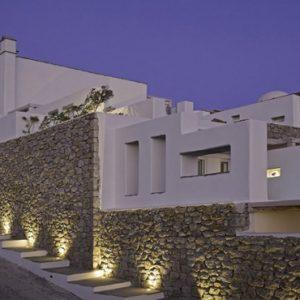 Greece Honeymoon Packages Kensho Ornos Hotel Stairway