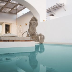 Greece Honeymoon Packages Kensho Ornos Villa With Pool