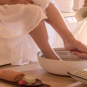 Greece Honeymoon Packages Kirini Santorini A.spa Pedicure