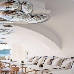 Greece Honeymoon Packages Kirini Santorini Anthos Restaurant
