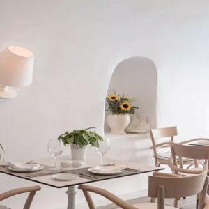 Greece Honeymoon Packages Kirini Santorini Anthos Restaurant Interior2