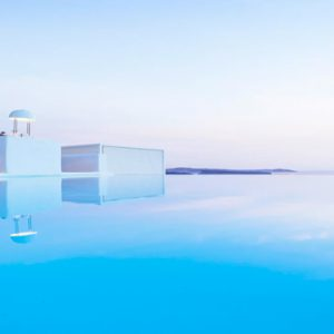 Greece Honeymoon Packages Kirini Santorini Anthos Restaurant Pool