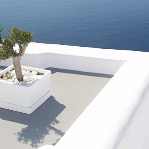 Greece Honeymoon Packages Kirini Santorini Balcony Views
