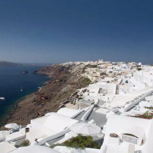 Greece Honeymoon Packages Kirini Santorini Hotel Location