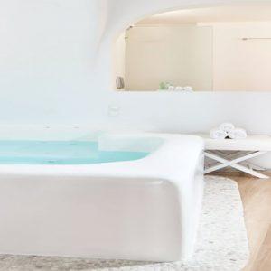 Greece Honeymoon Packages Kirini Santorini Kirini Suite With Plunge Pool