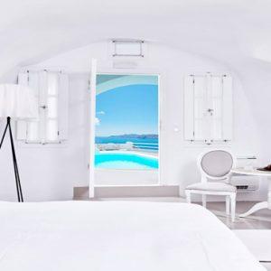 Greece Honeymoon Packages Kirini Santorini Master Suite With Private Pool 1