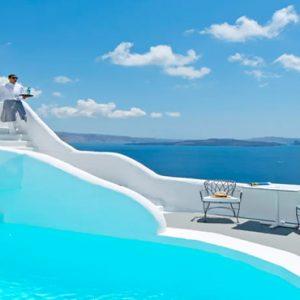 Greece Honeymoon Packages Kirini Santorini Master Suite With Private Pool 4