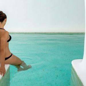 Greece Honeymoon Packages Kirini Santorini Spa Pool
