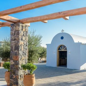 Greece Honeymoon Packages Stella Island Crete Church