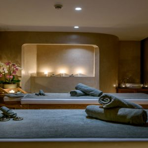 Greece Honeymoon Packages Stella Island Crete Couple Spa Treatment Room