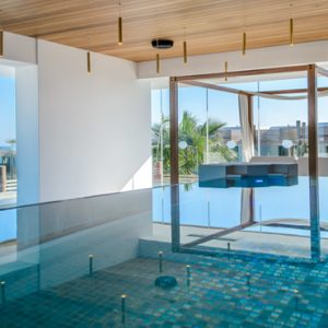 Greece Honeymoon Packages Stella Island Crete Spa Pool