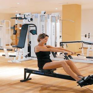 Mauritius Honeymoon Packages Victoria Beachcomber Resort And Spa Gym