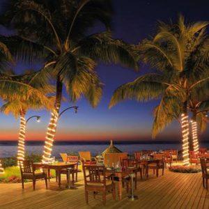Mauritius Honeymoon Packages Victoria Beachcomber Resort And Spa La Casa At Night