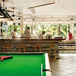 Mauritius Honeymoon Packages Victoria Beachcomber Resort And Spa Snooker Bar