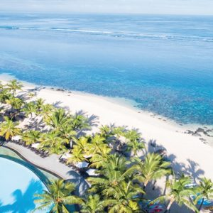Mauritius Honeymoon Packages Victoria Beachcomber Resort And Spa Aerial View