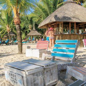 Mauritius Honeymoon Packages Victoria Beachcomber Resort And Spa Beach Bar