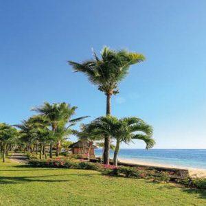 Mauritius Honeymoon Packages Victoria Beachcomber Resort And Spa Garden And Beach Views