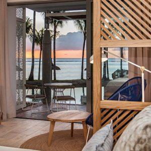 Mauritius Honeymoon Packages Victoria Beachcomber Resort And Spa Swim Up Room