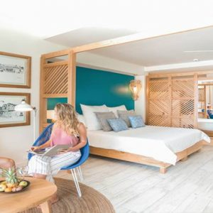 Mauritius Honeymoon Packages Victoria Beachcomber Resort And Spa Victoria For Two Couple In Bedroom