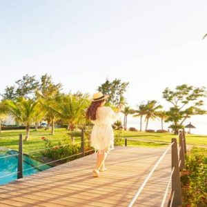 Mauritius Honeymoon Packages Victoria Beachcomber Resort And Spa Victoria For Two Views