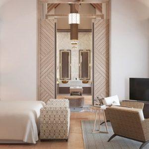 Maldives Honeymoon Packages Waldorf Astoria Maldives Ithaafushi Three Bedroom Overwater Villa With Pool 2