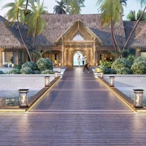 Maldives Honeymoon Packages Waldorf Astoria Maldives Ithaafushi Exterior