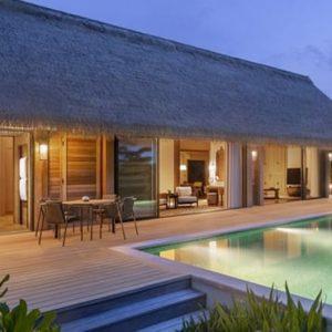 Maldives Honeymoon Packages Waldorf Astoria Maldives Ithaafushi Villa