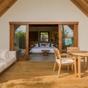 Maldives Honeymoon Packages Fushifaru Beach Villa Sunrise