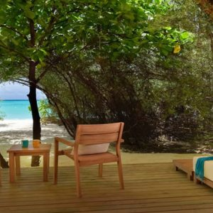 Maldives Honeymoon Packages Fushifaru Beach Villa Sunrise 1