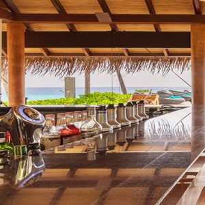 Maldives Honeymoon Packages Fushifaru Fanihandhi Bar