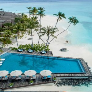 Maldives Honeymoon Packages Fushifaru Hotel Exterior