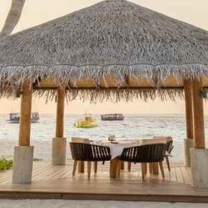 Maldives Honeymoon Packages Fushifaru Raakani Grill