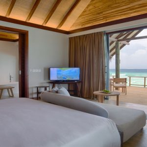 Maldives Honeymoon Packages Fushifaru Water Villa