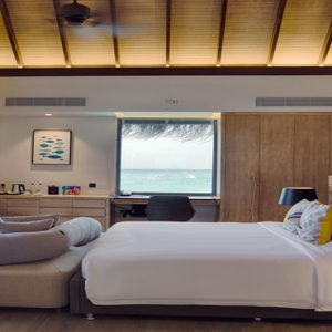 Maldives Honeymoon Packages Fushifaru Water Villa1