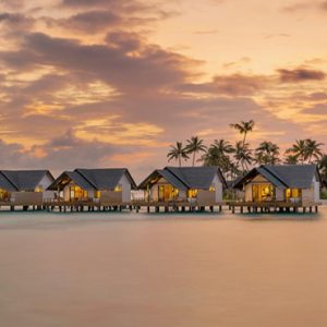 Maldives Honeymoon Packages Fushifaru Watervilla Exterior