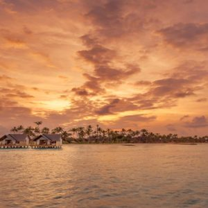 Maldives Honeymoon Packages Fushifaru Watervilla Exterior1