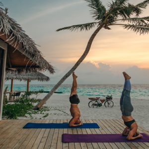 Maldives Honeymoon Packages Fushifaru Yoga