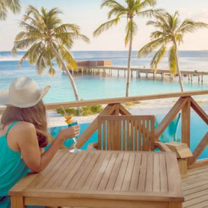 Maldives Honeymoon Packages Reethi Faru Resort Drinks With A View