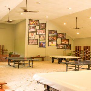 Maldives Honeymoon Packages Reethi Faru Resort Game Room