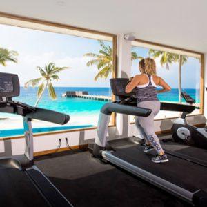 Maldives Honeymoon Packages Reethi Faru Resort Gym1