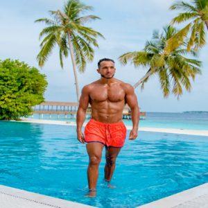 Maldives Honeymoon Packages Reethi Faru Resort Pool
