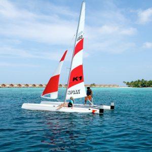 Maldives Honeymoon Packages Reethi Faru Resort Watersports