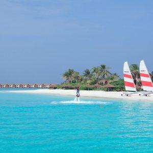 Maldives Honeymoon Packages Reethi Faru Resort Watersports1