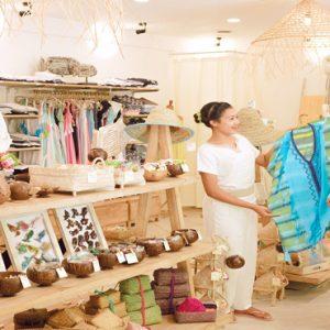 Maldives Honeymoon Packages Reethi Faru Resort Boutique Shop