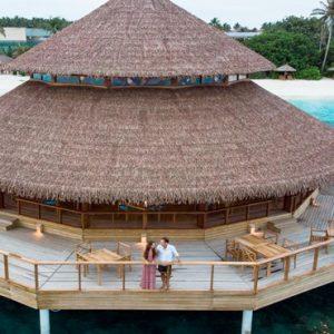 Maldives Honeymoon Packages Reethi Faru Resort Restaurant Views