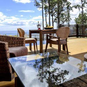 Mauritius Honeymoon Packages Lakaz Charmarel Lodge Mauritius Dining