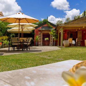 Mauritius Honeymoon Packages Lakaz Charmarel Lodge Mauritius Dining 3