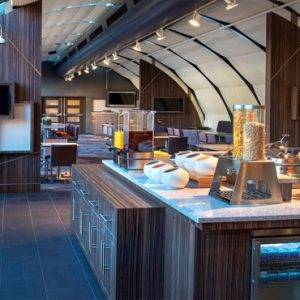 New York Honeymoon Packages New York Marriott Marquis Concierge Lounge Breakfast